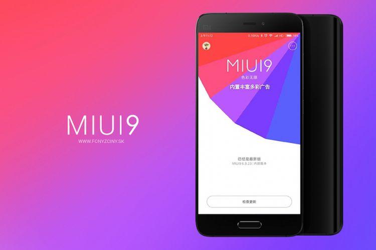 Smartphone Xiaomi Yang Kebagian ROM MIUI 9 Global Beta