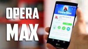 Aplikasi Opera Max