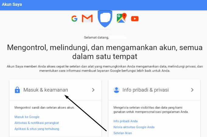 Cara Mudah Dan Cepat Mengganti Password Gmail