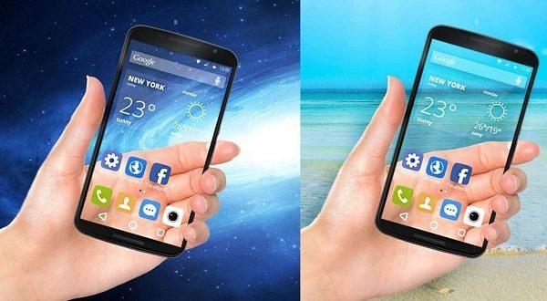 Cara Mudah Membuat Wallpaper Transparan Di Smartphone Android