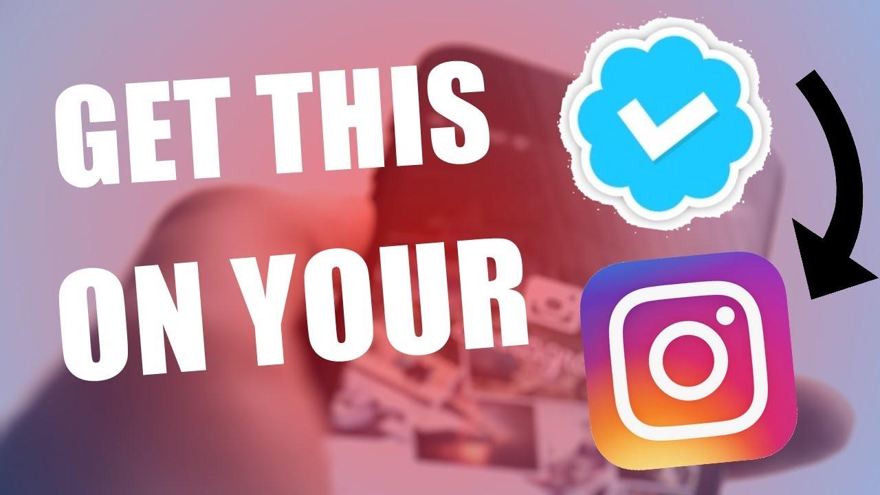Cara Mudah Mendapatkan Verified Account Atau Tanda Centang Biru Di Instagram