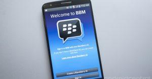 Cara Mudah Merubah Tampilan Tema BBM Di Smartphone Android