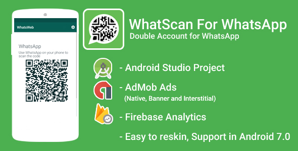 Download Dan instal WhatsWeb For Whatscan