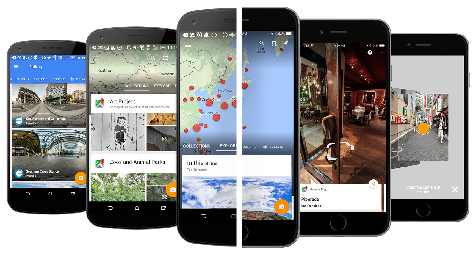 Google Janjikan Gambar Pada Layanan Street View Akan Lebih Jelas