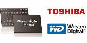 Memori Toshiba Di Akusisi Western Digital