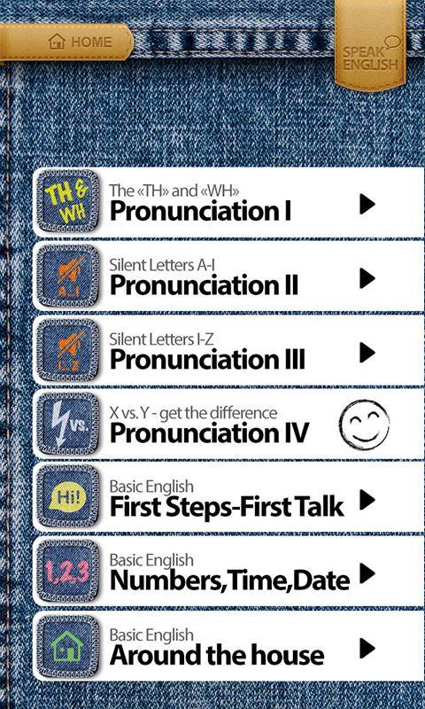 Speak English Pictures