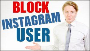 Cara Mudah Blokir Akun Instagram Orang Lain