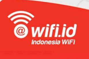 Cara Mudah Hack WiFi ID Untuk Internet Gratis