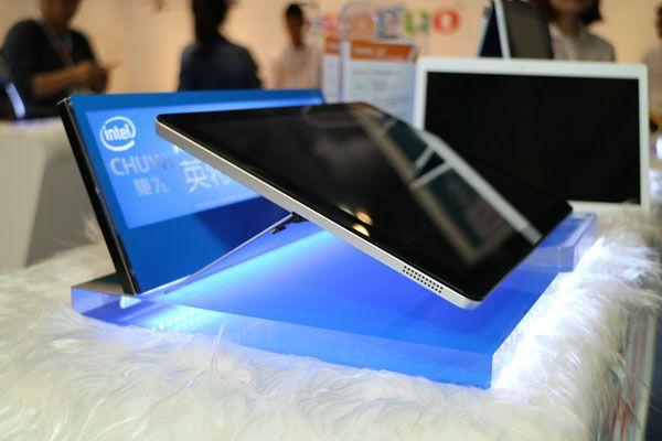 Chuwi Kenalkan SurBook Mini Pada Ajang Consumer Electronics Show