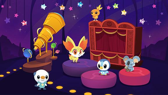 Hasil gambar untuk Pokemon Playhouse Telah Tersedia Untuk Android dan iOS
