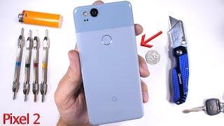 Google Pixel 2 Tak Mempunyai Build Quality Yang Tangguh!