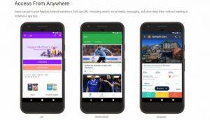 Kini Coba Aplikasi Android Di Play Store Tak Perlu Install Dulu