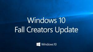 Microsoft Rilis Windows 10 Fall Creators Update