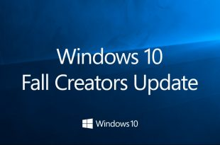 Microsoft Rilis Windows 10 Fall Creators Update