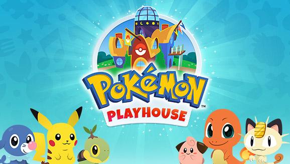 Game Pokemon Playhouse Sudah Tersedia Untuk iOS Dan Android Yang Didesain Untuk Anak-Anak