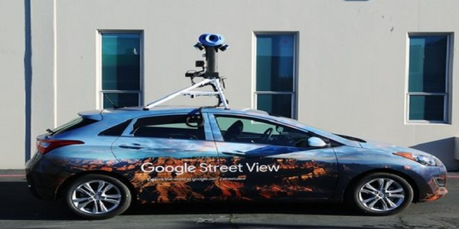 Algoritma Baru Bikin Street View Sempurna