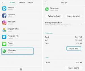 Cara Mudah Mengatasi WhatsApp Tidak Bisa Dibuka di Android