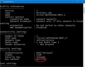 Cara Mudah Mengetahui Password WiFi di Windows 10