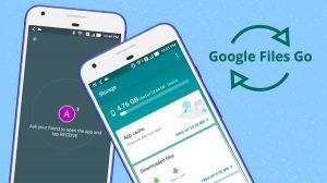 """Google Luncurkan Aplikasi File Manager """"Files Go"""" Versi Beta Untuk Android"""