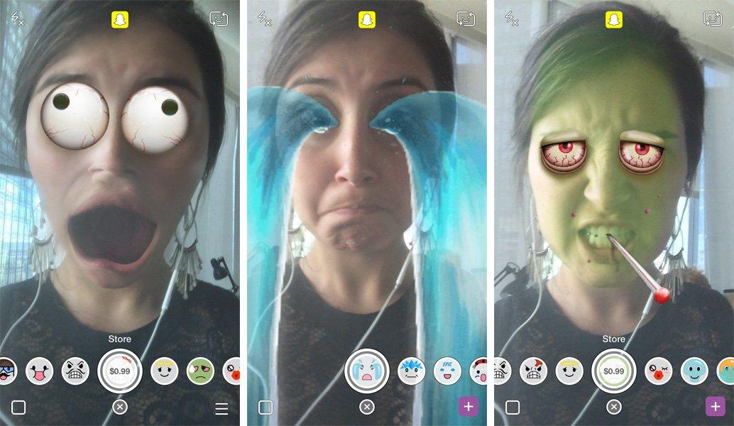 Remaja Lebih Suka Snapchat Dari Pada Facebook