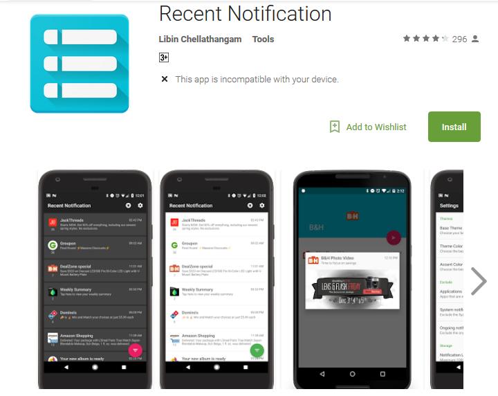 recent notification cara membaca pesan whatsapp yang telah terhapus
