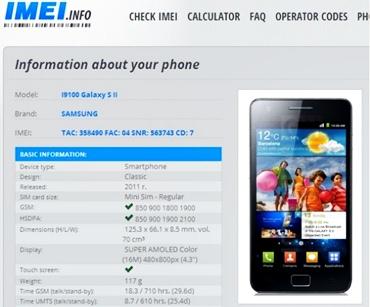 Cara-Cek-Garansi-HP-Android-Samsung, cek garansi samsung, imei.info, cara cek garansi