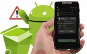 """Cara Mudah Aktifkan """"Tempat Sampah"""" di Android"""