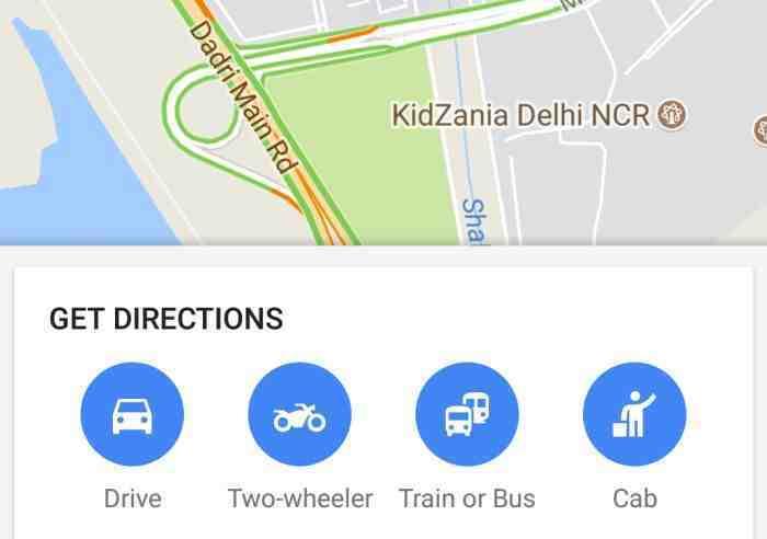"""Kini Aplikasi Google Maps MilikiFitur """"Motorcycle Mode"""""""