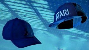 Topi Berspeaker Milik Atari