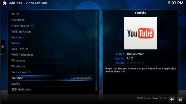 Kini YouTube sudah dinonaktifkan di Fire TV