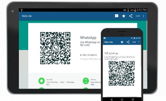 Cara Gunakan WhatsApp Web di Smartphone Android