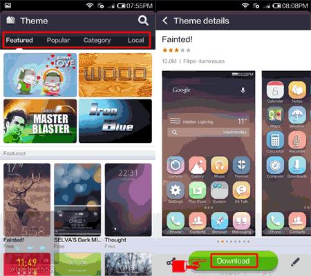 Cara Mengganti Tema Di Xiaomi Dengan Mudah