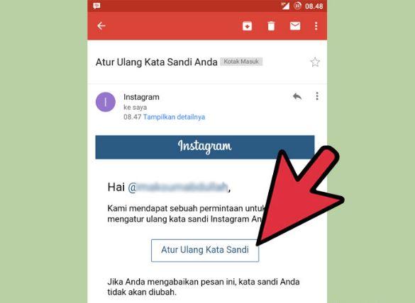 Cara Mengatasi Akun Instagram yang Lupa Password