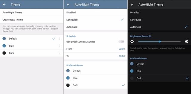 Fitur Terbaru Telegram Versi Android