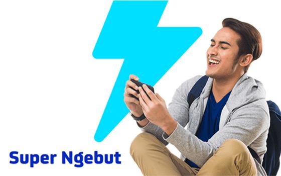 Paket Internet XL SUPER NGEBUT