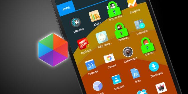 cara membuka aplikasi pengunci android