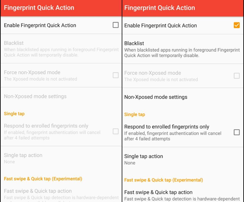 Cara Mudah Menambah Fungsi Fingerprint Selain Membuka Lockscreen