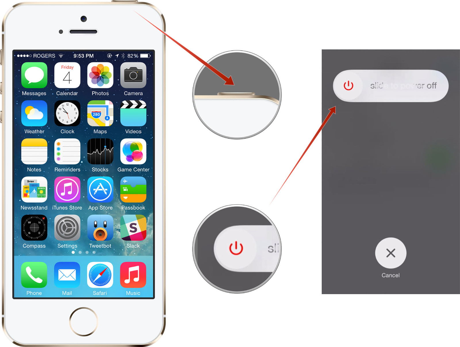 Cara Mudah Restart Manual dan Force Restart iPhone