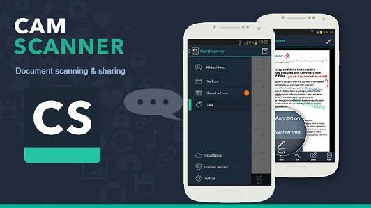 Cara Mudah Ubah Smartphone Android Jadi Scanner