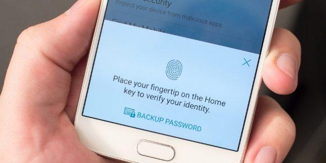 fingerprint Android