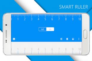 Cara Mudah Mengubah Layar Android Jadi Penggaris