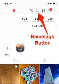 Fitur Baru Nametags Instagram Yang Bisa Follow Teman dengan Scan Gambar