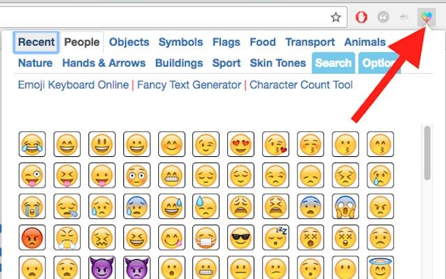 Kini Google Chrome Desktop Punya Shortcut Emoji