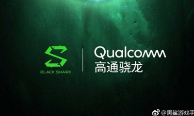 "Prototype Smartphone Gaming Xiaomi ""Black Shark"" Muncul di Internet"