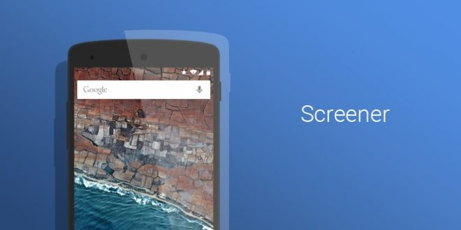cara mempercantik screenshot android