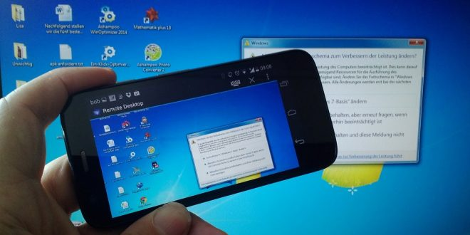 chrome remote desktop remote pc dari android