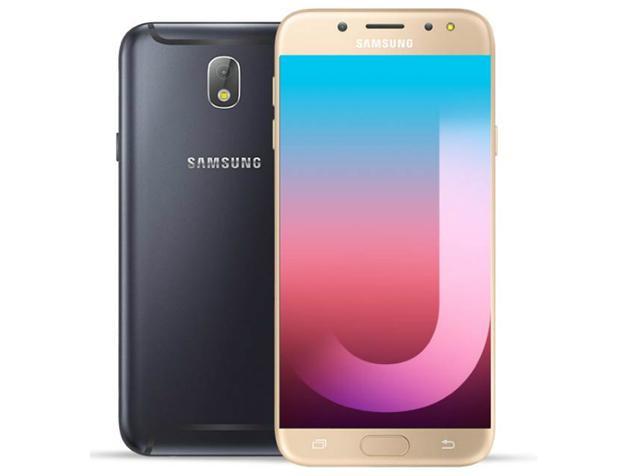 Samsung J7 Pro desain