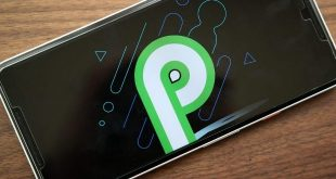 logo android p
