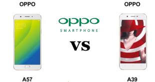 oppo A57 vs Oppo A39, oppo A57, Oppo A39, perbandingan Oppo