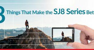 SJ8 Pro Terbaru Dari SJCAM Memperkenalkan 8 Fitur Menarik
